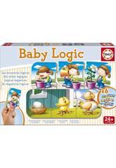 Juego de Mesa Baby Logic EDUCA 15860