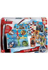 Avengers Set Speciale 8 in 1