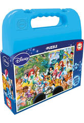 Puzzle 100 Multiproperty Educa 16517