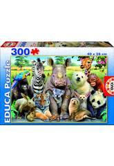 Puzzle 300 foto di classe