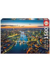 Puzzle 1500 Londres Desde el Aire