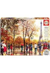 Puzzle 300 XXL Tour Eiffel