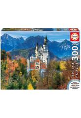 Puzzle 300 XXL Château de Neuschwanstein