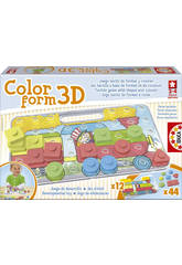 Color Form 3D Educa 15498