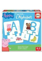 J'Apprends L'Alphabet Peppa