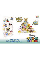 Tsum Tsum Pack de 2 Figurines