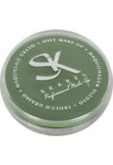 Maquillaje al Agua 12 gr. Verde
