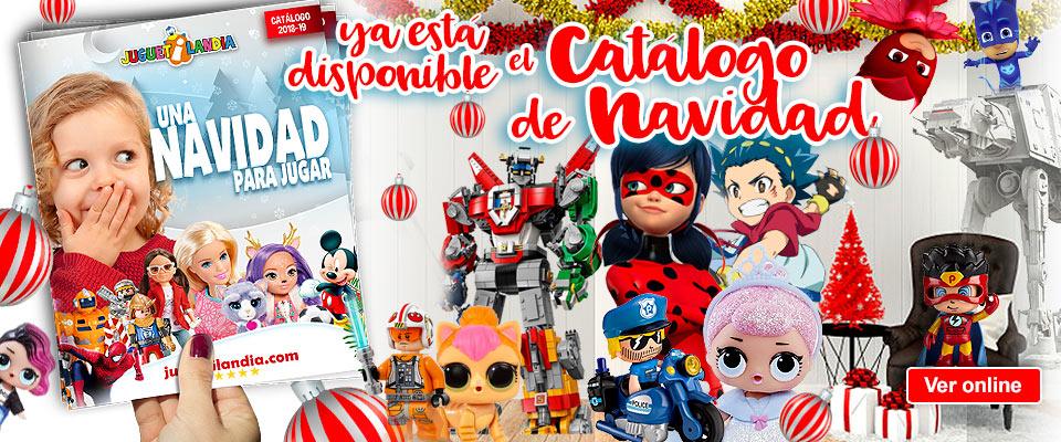 Catálogo Navidad 2018 - 2019