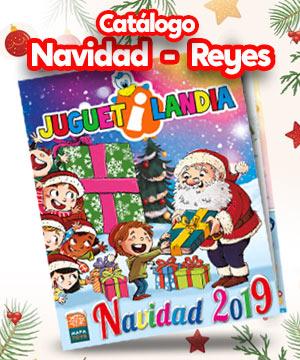 Catálogo Juguetes Navidad Reyes 2019 - 2020