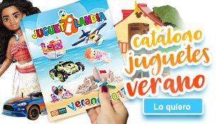 Catálogo Juguetes Verano 2017